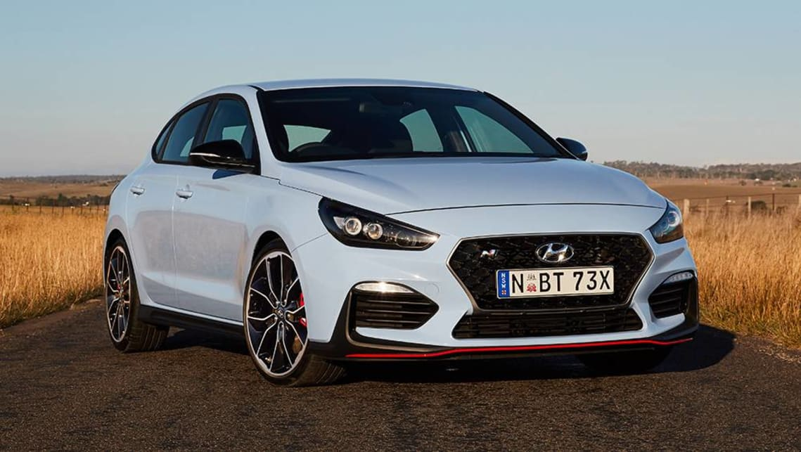 The Hyundai i30 Fastback N is the second body-type in the i30 N range, and only the second N model.