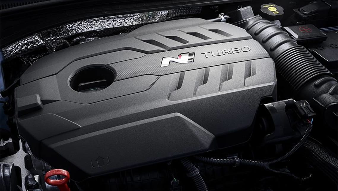 The Fastback uses the same potent engine as its hatchback sibling; a turbocharged 2.0-litre unit available in two states of tune, 184kW or 202kW.