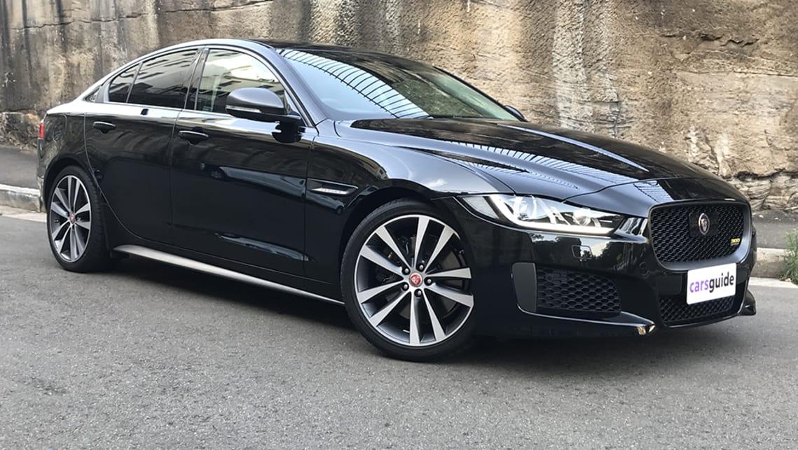 Jaguar Xe 2019 Review 30t 300 Sport Carsguide