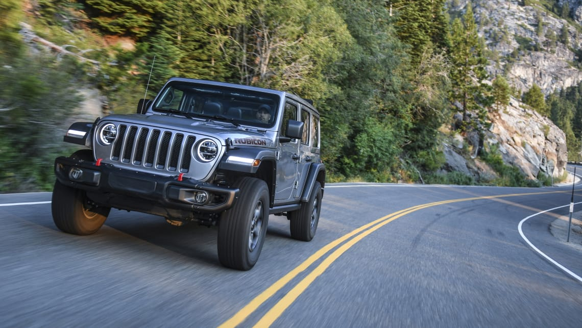 2019 Jeep Wrangler: News, Design, Equippment >> Jeep Wrangler 2019 Pricing And Specs Revealed Car News Carsguide
