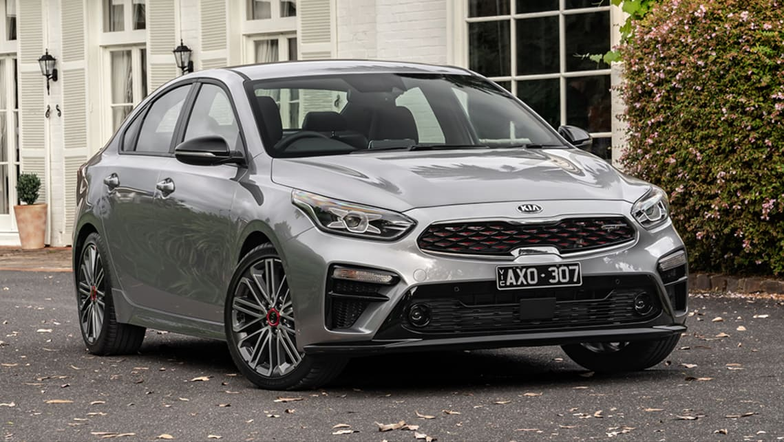 kia cerato gt 2019 pricing and spec confirmed