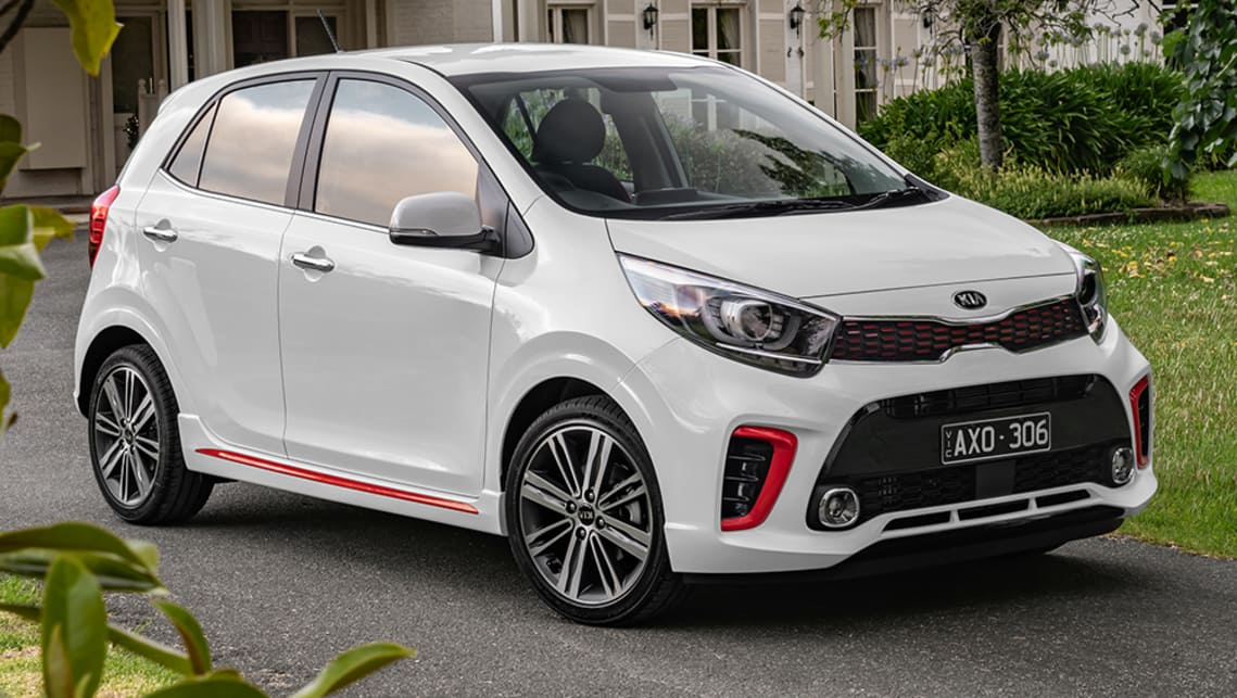 Kia Picanto GT 2019 pricing and specs confirmed - Car News ...
