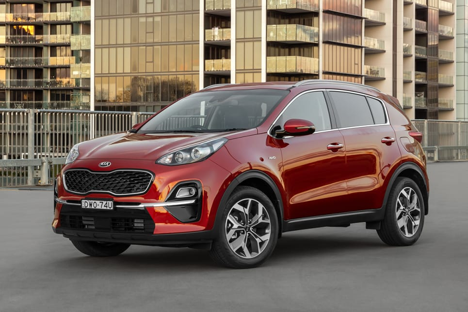 Kia Sportage 2019 What We Know So Far Car News Carsguide