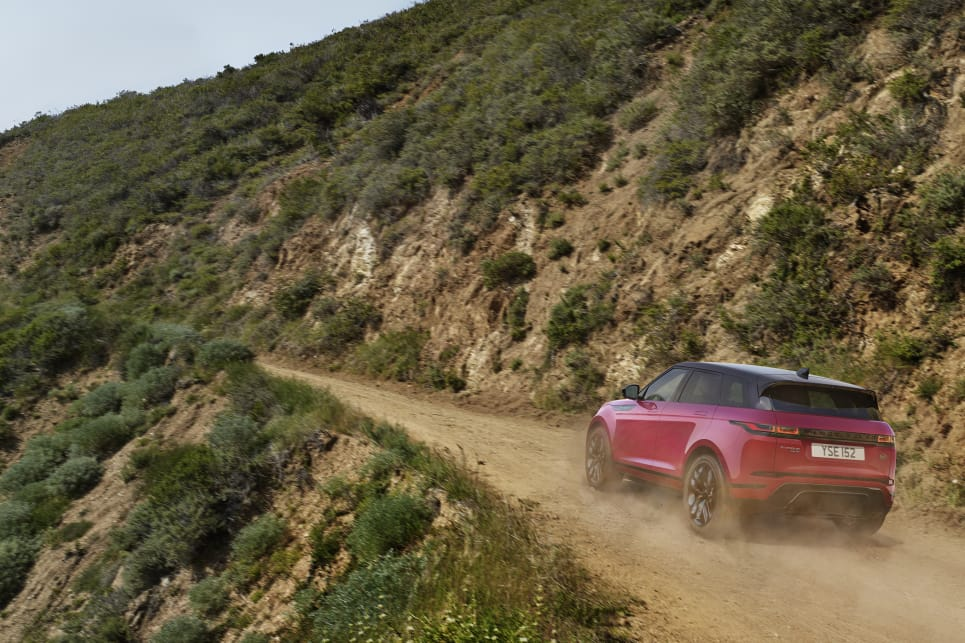 You can expect the Evoque to come with a nine-speed ZF automatic transmission.