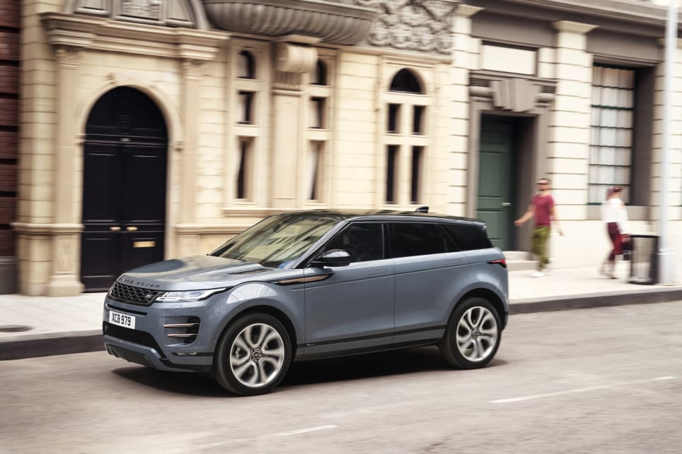 Bearing more than a passing resemblance to a three-quarter scale Range Rover Velar, the new Evoque manages to remain true to the original concept.