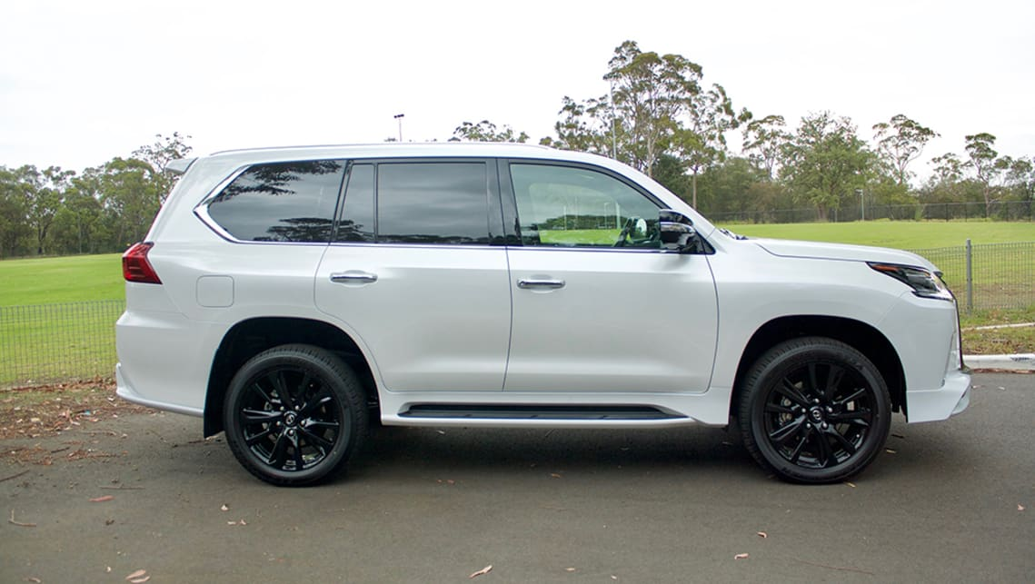 Lexus LX570 2019 review: S | CarsGuide