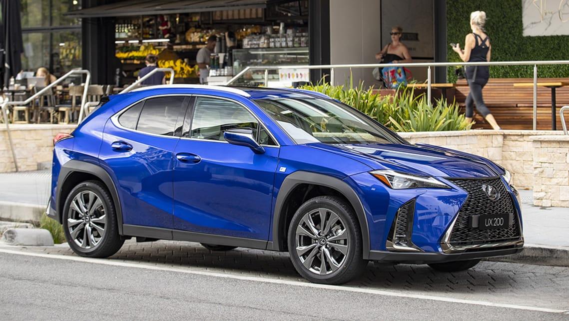 Lexus UX 2019 review | CarsGuide