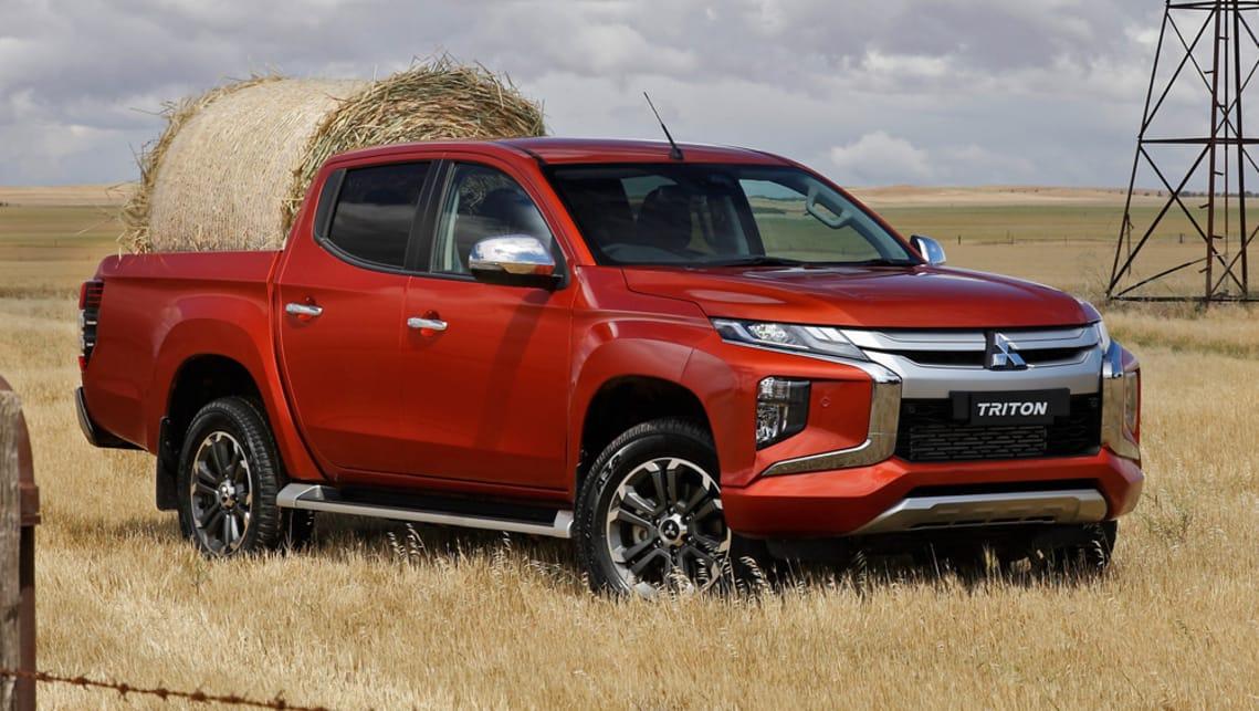 2020 Mitsubishi Triton Price, Release Date, Changes, And Specs >> Mitsubishi Triton 2019 Revealed Car News Carsguide