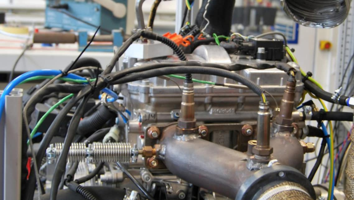 MWI AG has fiddled with existing engines by installing their own ignition systems, with promising success. (source: mwi-ag.com)