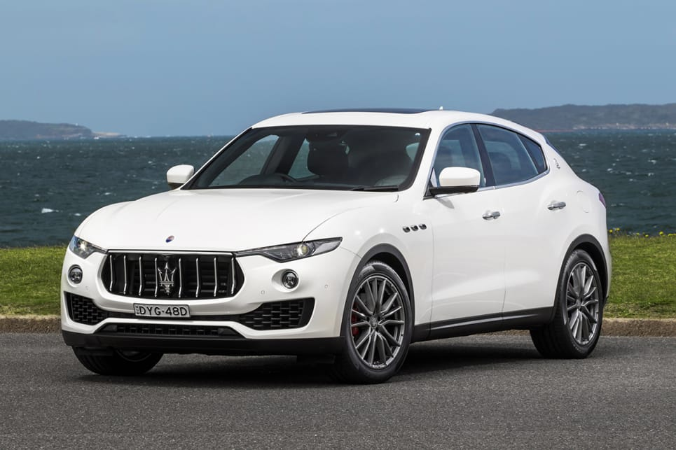 The Levante is almost identical in performance and features to the pricier S.
