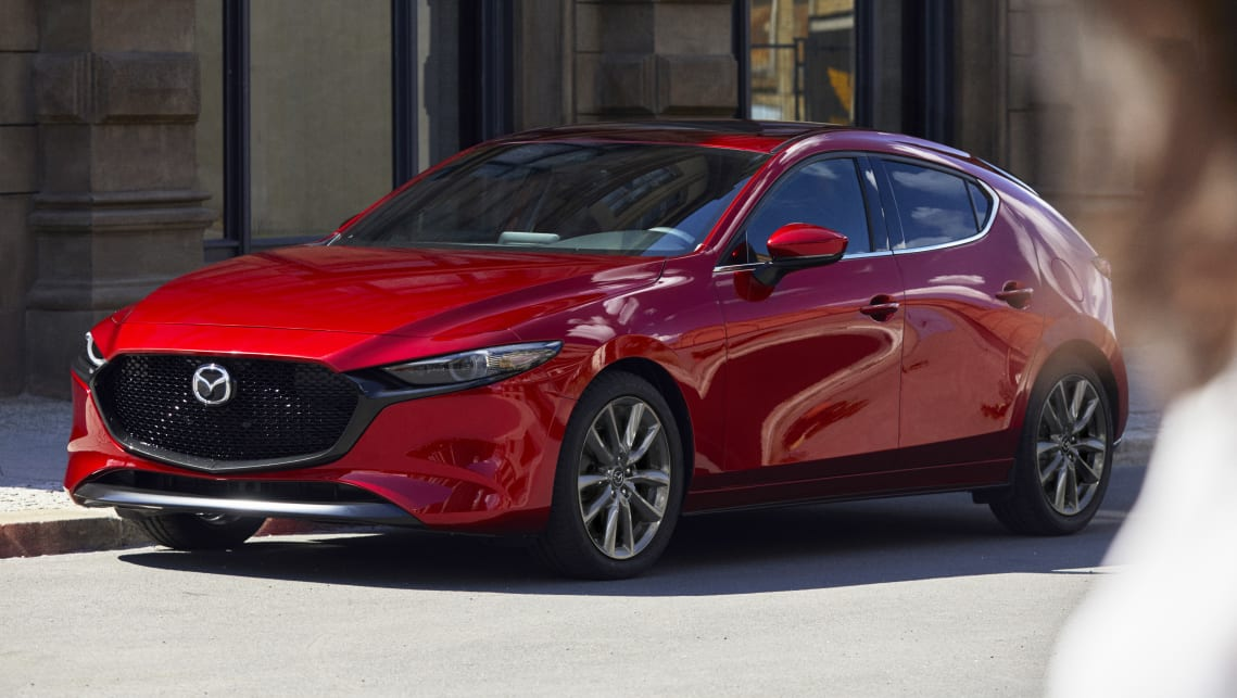 Mazda 3 2019 Revealed New Look Engines Technology For