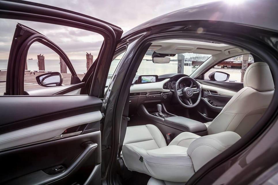 Mazda 3 sedan 2019 pricing and specs confirmed - Car News