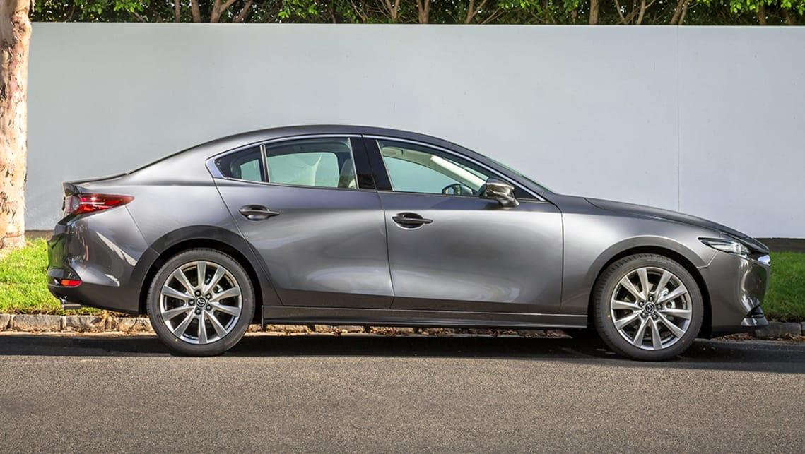 Mazda 3 sedan 2019 pricing and specs confirmed - Car News ...