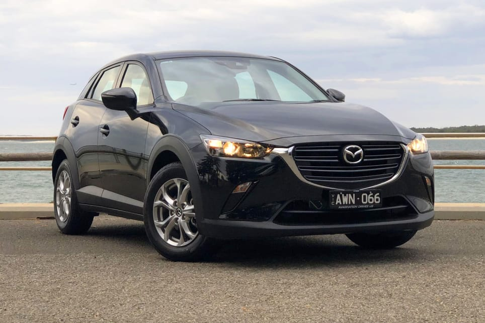 Do or diesel: A bigger diesel engine in the new CX-3 delivers... not very much.