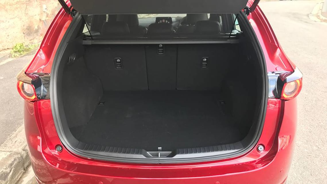 Mazda CX-5 2019 review: Akera turbo petrol | CarsGuide