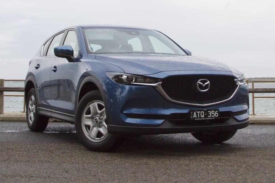 Mazda Cx 5 2019 Review Maxx Awd Carsguide