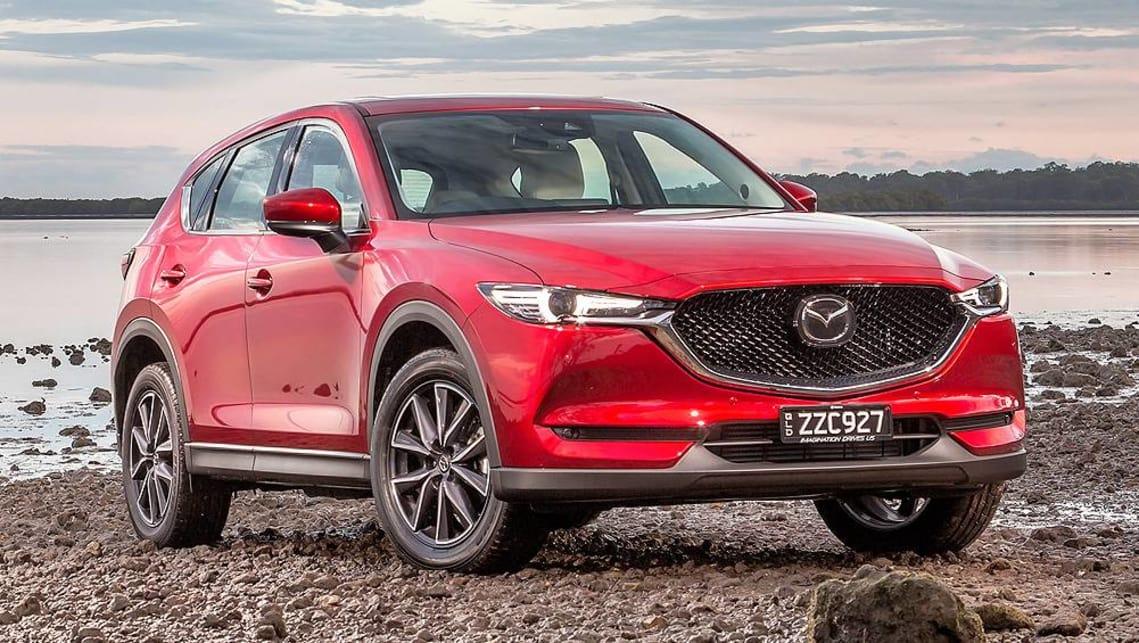 2019 Mazda CX-5: News, Upgrades, Price >> Mazda Cx 5 2019 Set For Turbo Petrol Power Car News