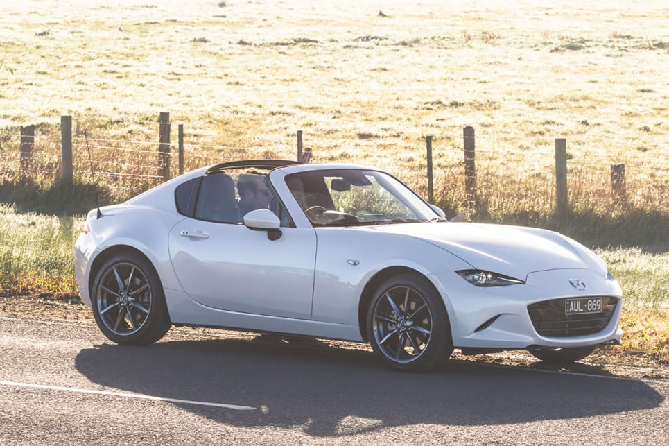 If you want the folding hard-top RF version, and most people do, then the basic spec will set you back $39,400.
