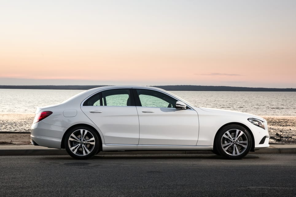 2019 Mercedes-Benz C-Class. (C200 variant pictured)