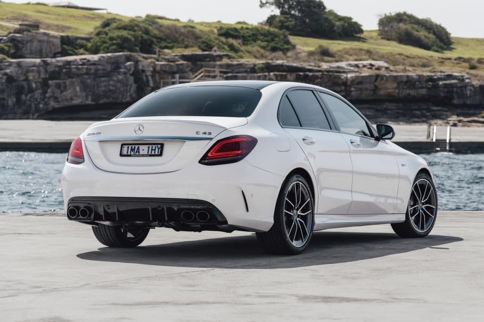 Mercedes C-Class 2019 review   CarsGuide
