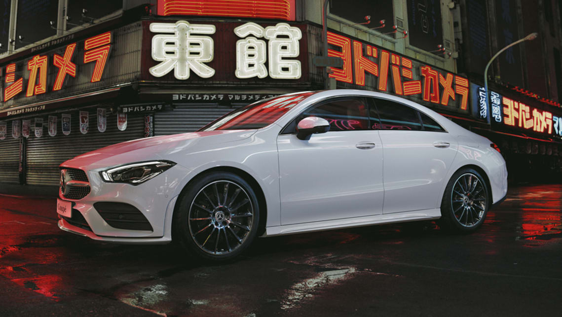 Mercedes Benz Cla 200 2019 Pricing And Specs Confirmed