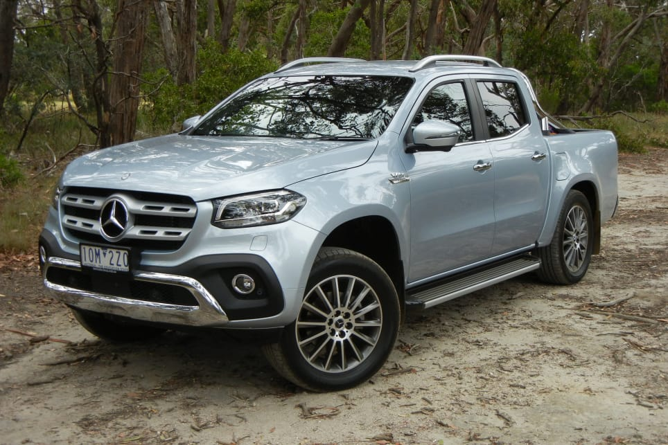 The Mercedes-Benz X-Class fell short of high expectations when launched in 2018.