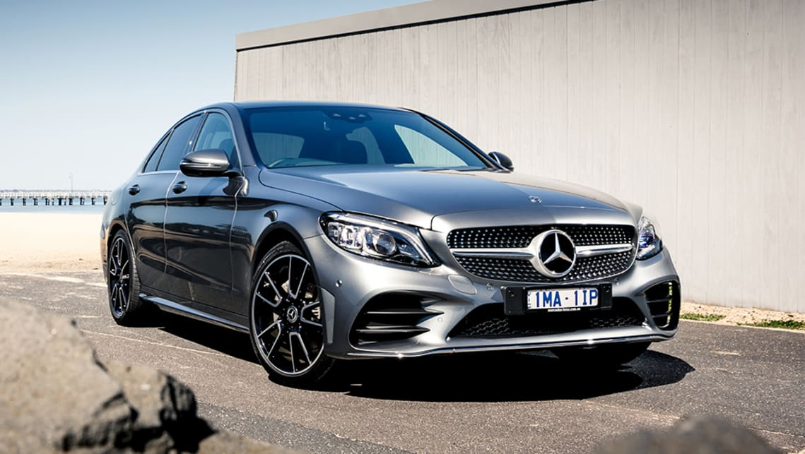 Mercedes C300 2019 Review Snapshot Carsguide
