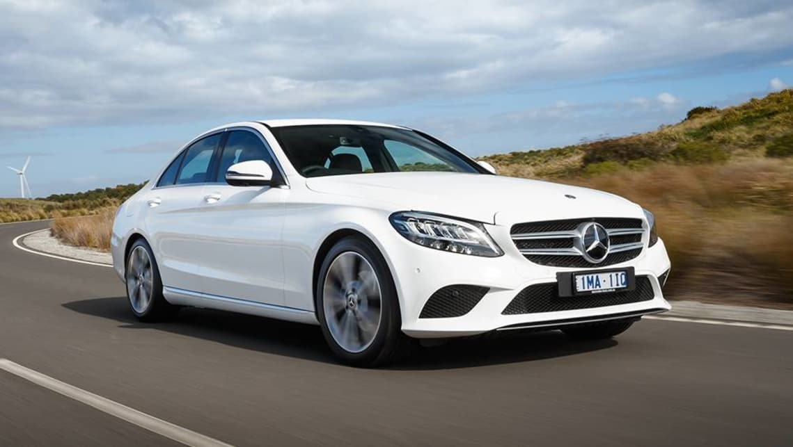 Mercedes C220d 2019 review: snapshot | CarsGuide