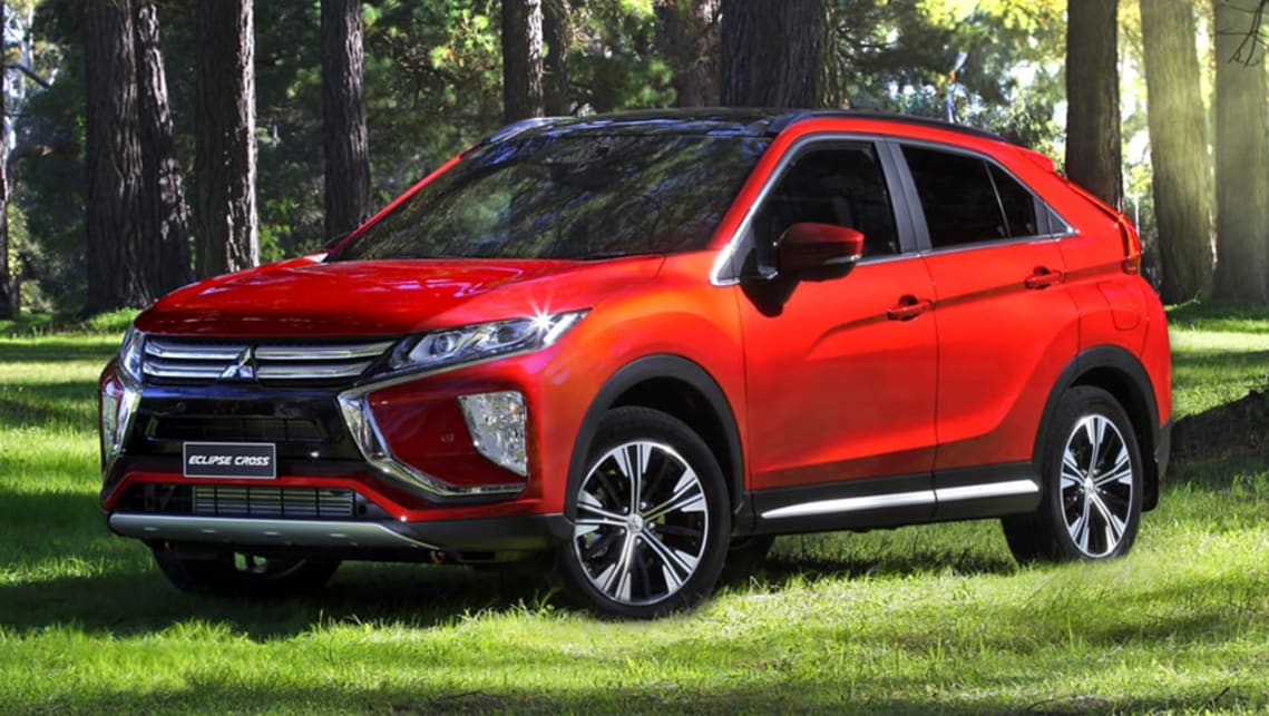 new mitsubishi eclipse cross 2021 confirmed 'significant