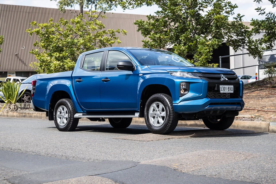 The Mitsubishi Triton is another bastion of constant improvement.