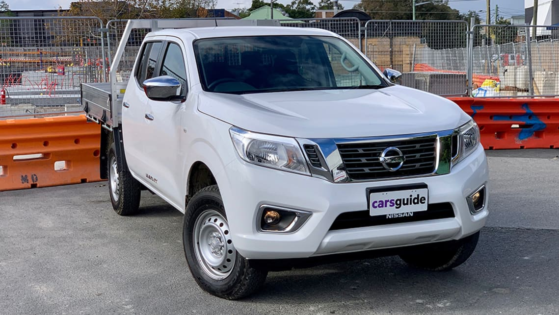 Nissan Navara 2019 review: RX 4x4 dual cab chassis | CarsGuide