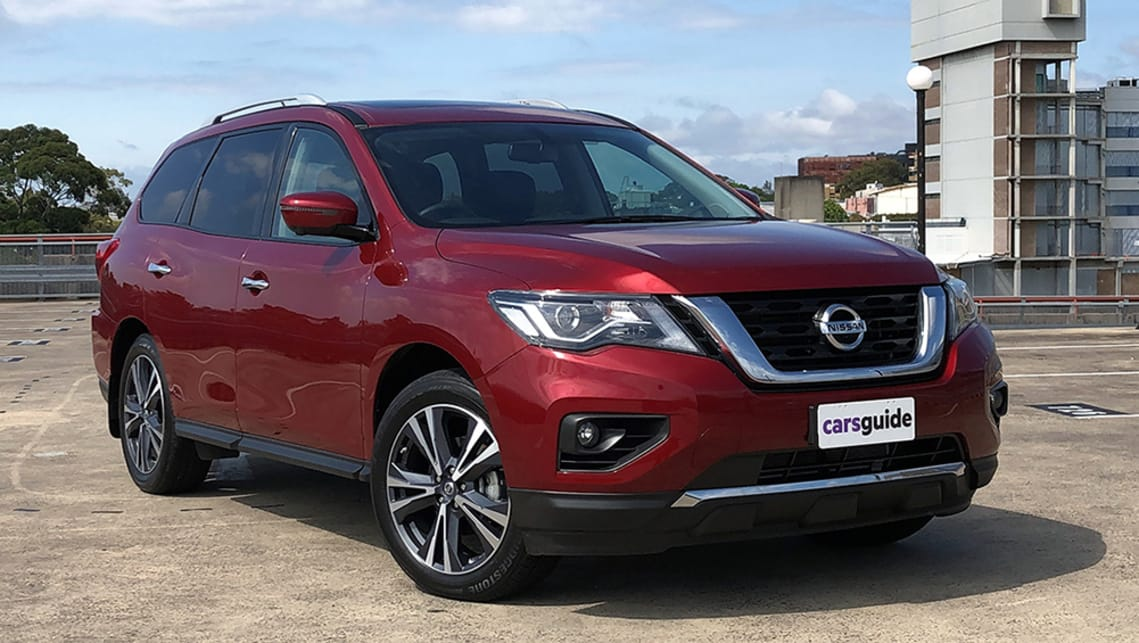 Nissan Pathfinder 2019 Review Ti Carsguide