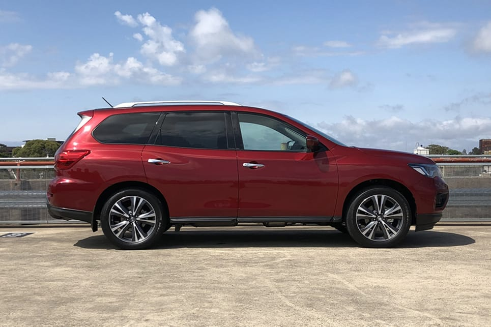 Nissan Pathfinder 2019 review: Ti | CarsGuide