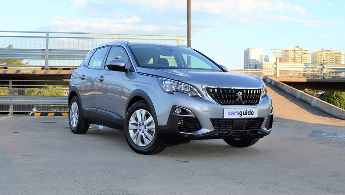 Peugeot 3008 Active 2019 review   CarsGuide