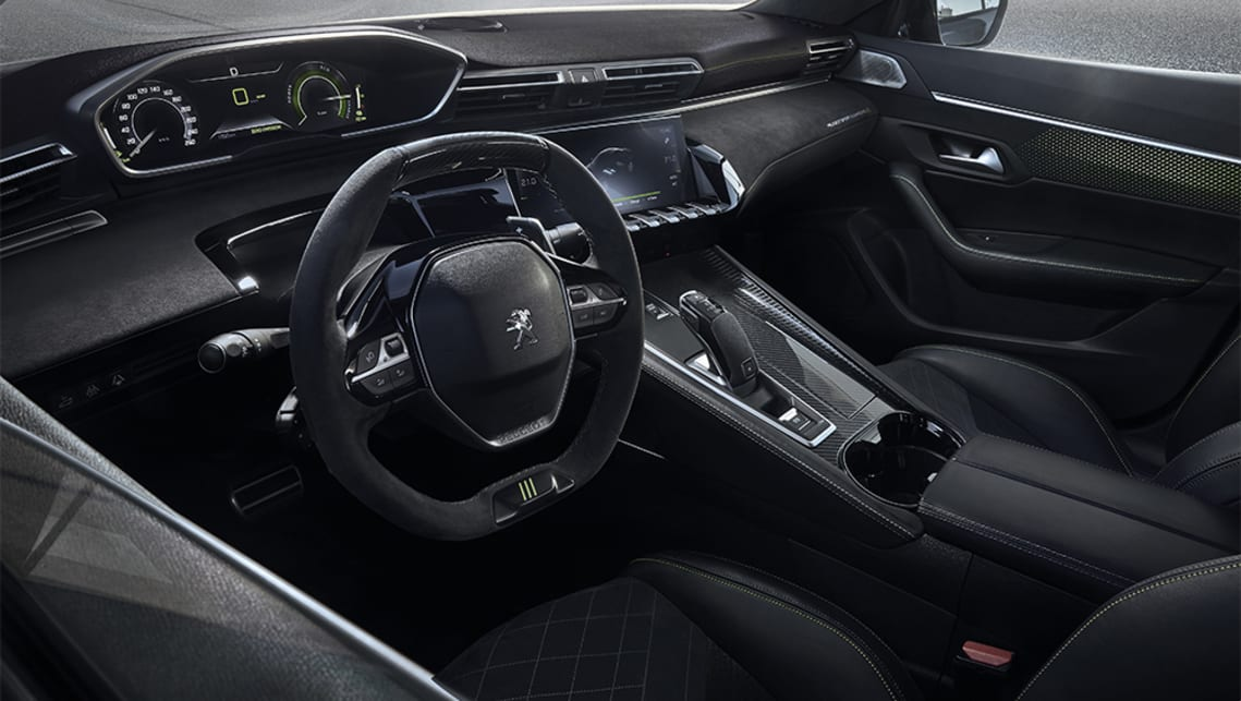 Peugeot 508 Sport Confirmed For Production Car News Carsguide