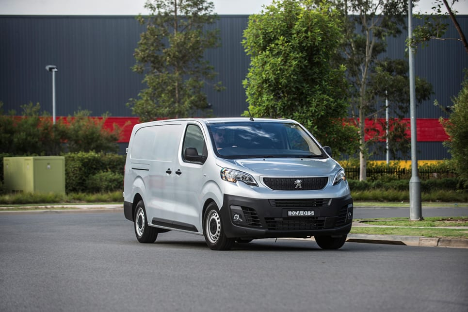 New Peugeot Expert makes choosing a new work van that much harder.