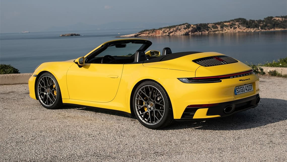 Porsche has continued to evolve and hone the 911 to an incredibly fine point. It's a simply superb sports car experience.