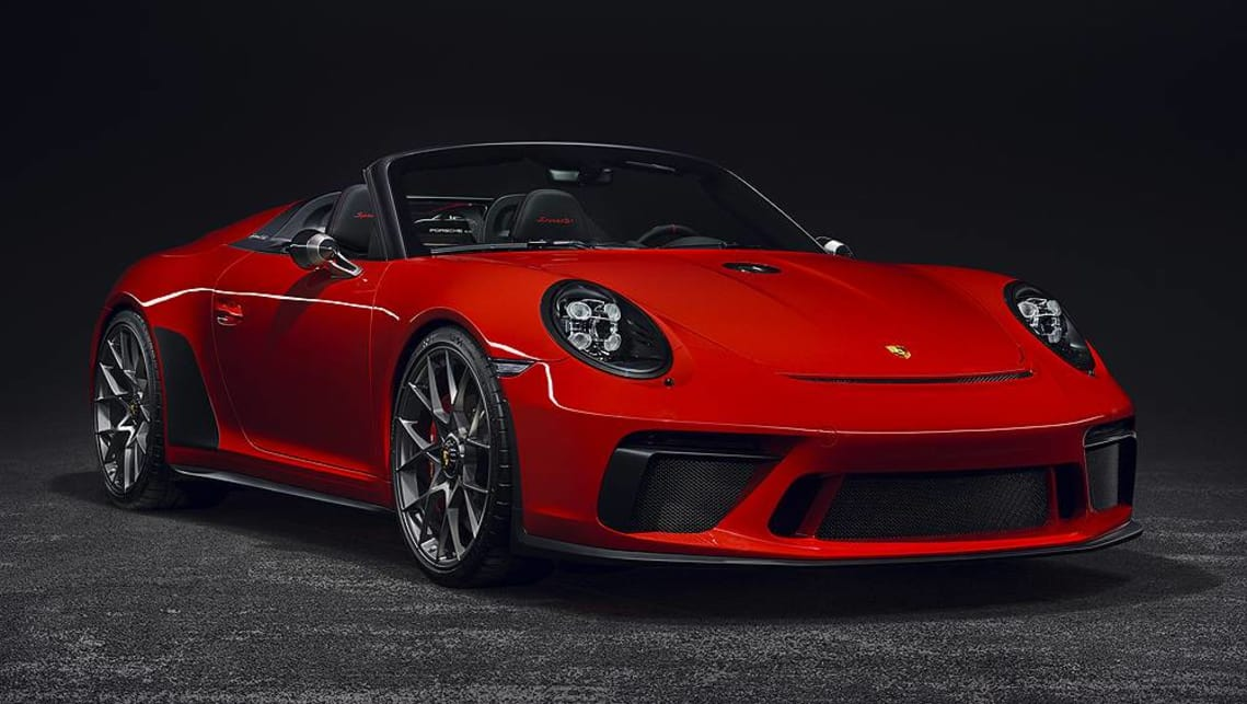 Speedster turns out the light on the 991-series Porsche as new 911 waits in the wings.