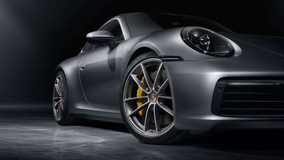 Porsche's new flagship performance car has arrived.