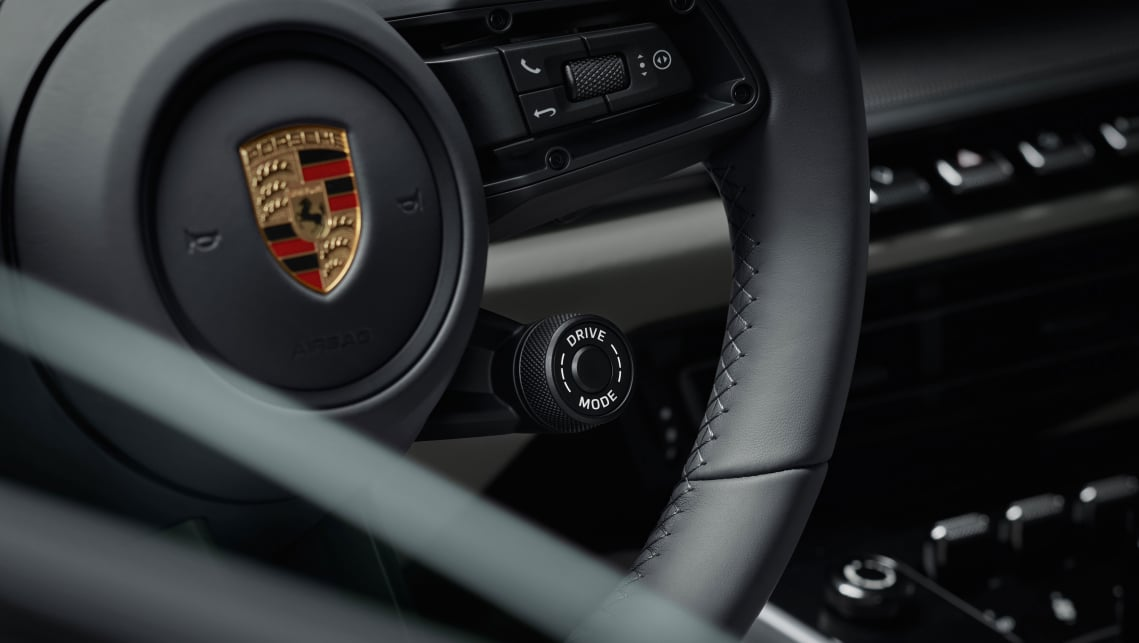Inside, the interior has been given a stylistic makeover, with a new multi-function steering wheel and digital displays.