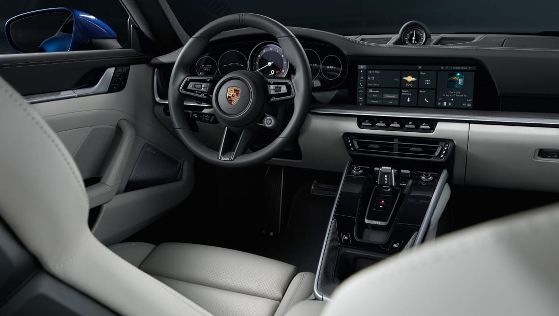 The 992 is also slightly larger in every way, too, meaning improved cabin room.