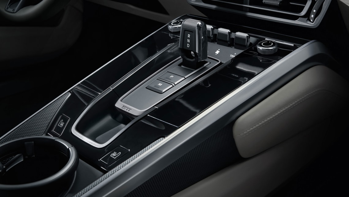 A redesigned gear lever is perhaps the most shocking change, and will split opinions.