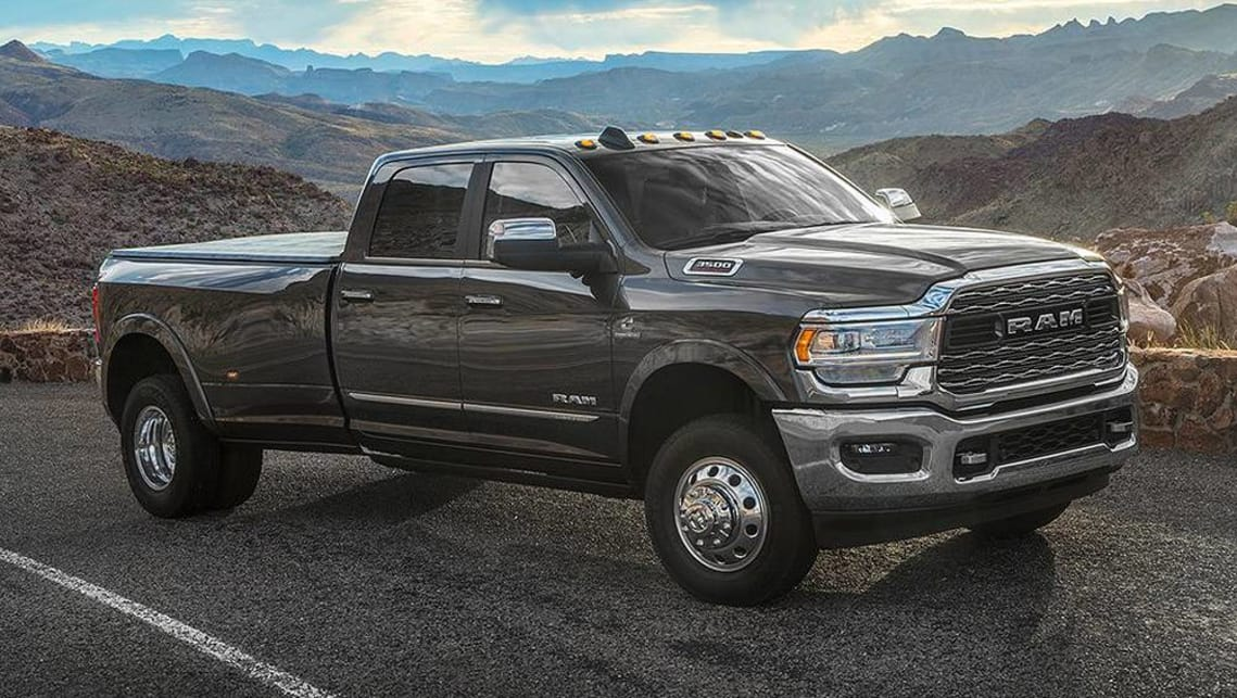 Ram Heavy Duty 2500 3500 2020 Revealed In Detroit Car