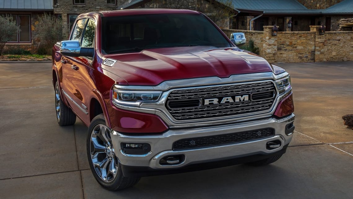 Ram 1500 Next Generation Model Confirmed For Australian Launch Car News Carsguide