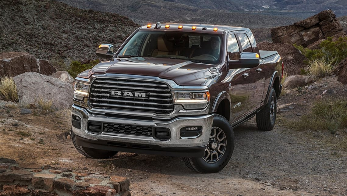 New Ram 2500 Heavy Duty 2021 Here S When You Can Buy The Ford Ranger Raptor Crushing Jumbo Truck Car News Carsguide