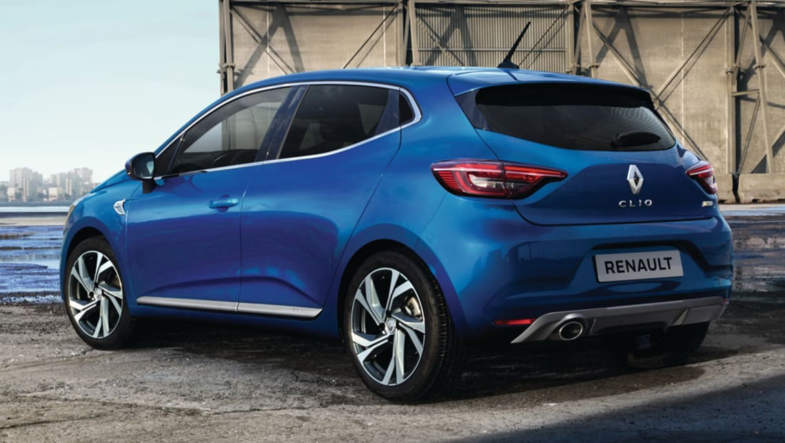 The new Clio will be the first of 12 Renaults to feature an electric powertrain by 2022.