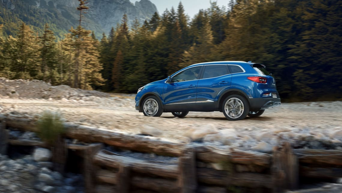 The absence of Renault's Kadjar from the Australian line-up has been conspicuous, given the SUV boom across the Australian market.