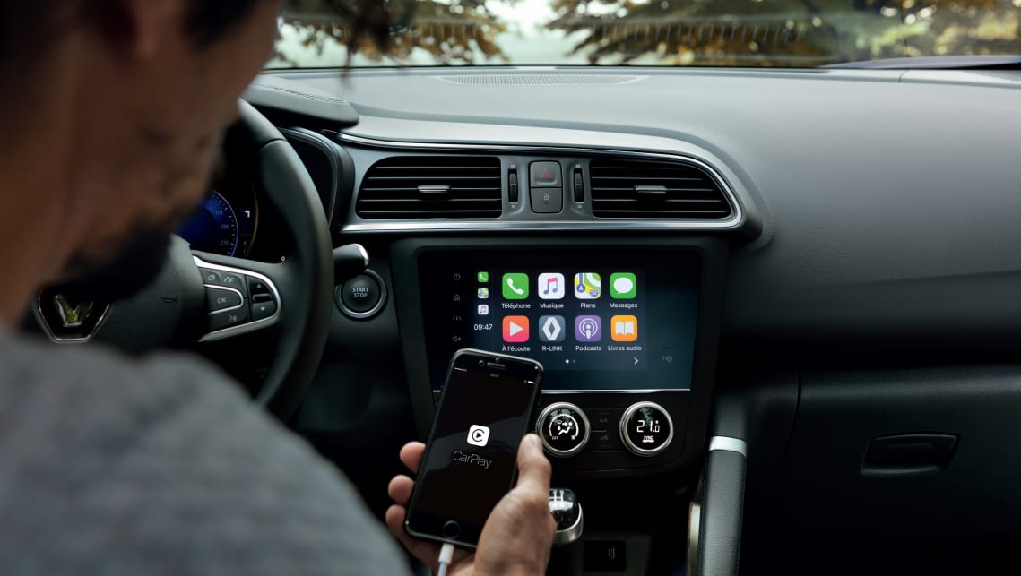 Apple CarPlay and Android Auto have been confirmed for the Australian market.