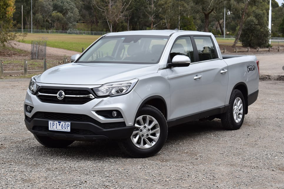 Fresh thinking from SsangYong makes the Musso stand out among utes.