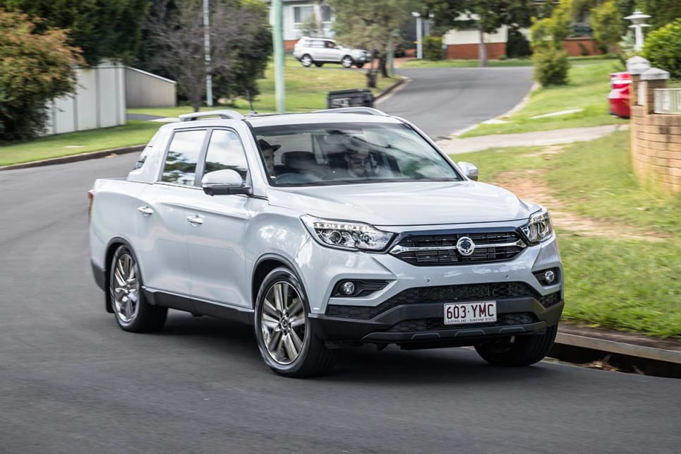 New SsangYong Musso brings alternative thinking applied better than ever.